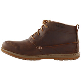 Columbia Davenport Chukka - Chaussures Homme - WP Leather marron